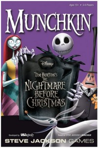 NIGHTMARE BEFORE CHRISTMAS MUNCHKIN