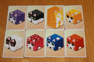 Cat Box Cards Cat Side